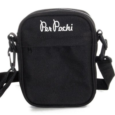 Shoulder Bag Black - PerPochi