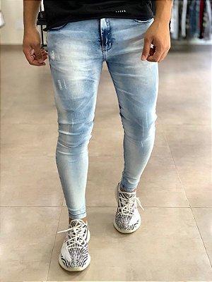 Calça Jeans Skinny Extreme Power - Kawipii