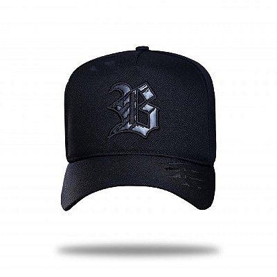 Boné Snapback Tiger Black - BLCK
