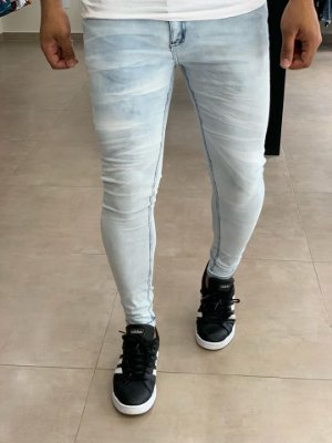 Calça Jeans Sky Skinny Basic - Creed Jeans