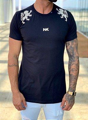 Camiseta Longline Monarchy - Nakyk