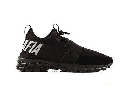 Sneakers Saturn Black - La Mafia