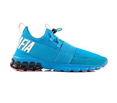 Sneakers Saturn Azul - La Mafia
