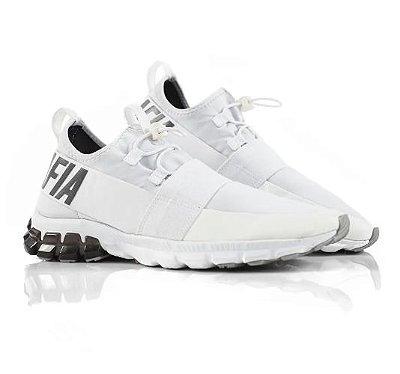 Sneakers Saturn Branco - La Mafia