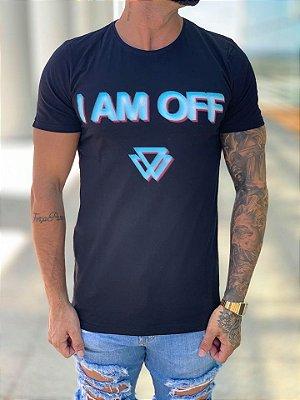 T-Shirt I'Am Off - Wolke