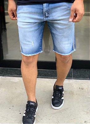 Bermuda Jeans Bowie - Wolke