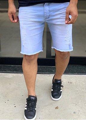 Bermuda Jeans Adele - Wolke