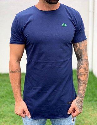Camiseta Longline Blue Wings - Kreta