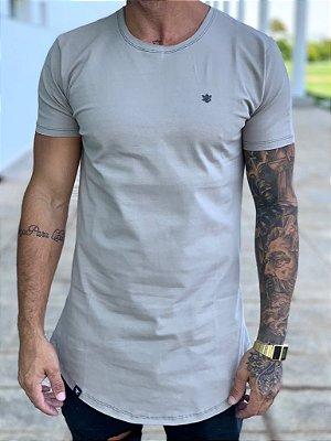 Camiseta Longline Grey Ranger - Totanka