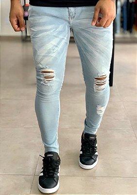Calça Jeans Clara Skinny Effect - Creed Jeans