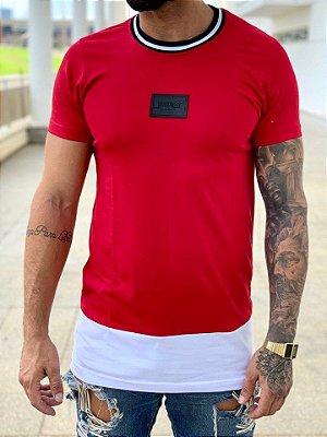 Camiseta Longline Feel - Hundred Limit