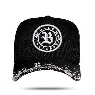 Boné Hitch Black Aba Respingos - BLCK
