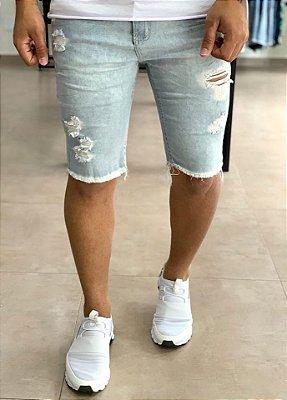 Bermuda Jeans Clara Desf - Creed Jeans