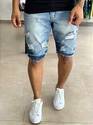 Bermuda Jeans Destroyed Estella - J Jones