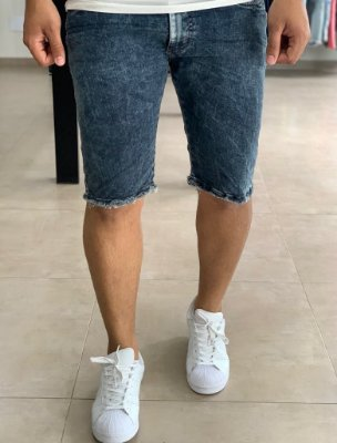 Bermuda Jeans Preton - City Denim