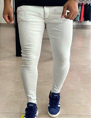 Calça Jeans Clara Skinny Básica Xangai - City Denim