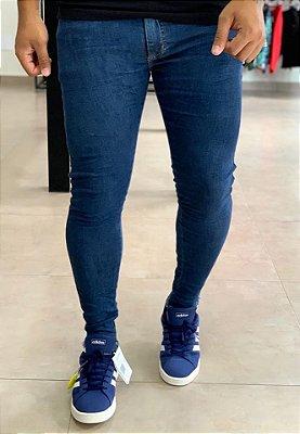 Calça Jeans Escuro Skinny Córdoba - City Denim
