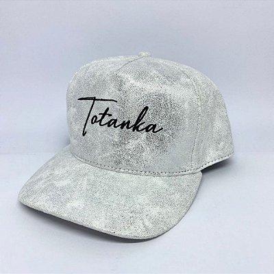 Boné Snapback Silver - Totanka