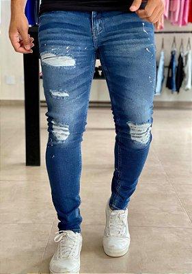 Calça Jeans Skinny Lee - Austin Club