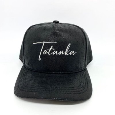 BONÉ SNAPBACK BLACK TOTANKA GREY - TOTANKA