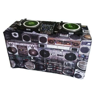 Capa Multiuso Boombox com ilhoses 240x140cm