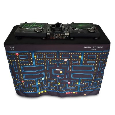 Capa Envelope Pacman para mesa dobrável - 122x61x84cm