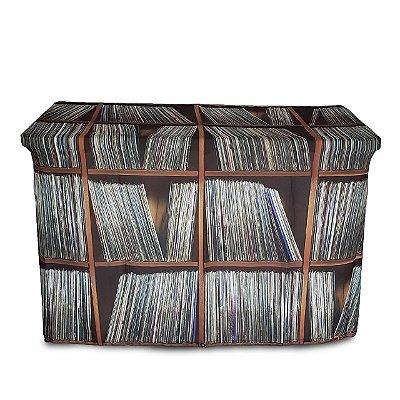 Capa para mesa Multiuso Vinyl Collection com ilhoses 240x140cm