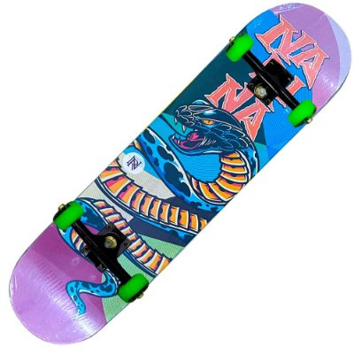 Skate Montado Narina Snake