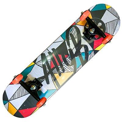 Skate Montado Allyb Colors