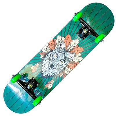 Skate Montado Allyb Wolf