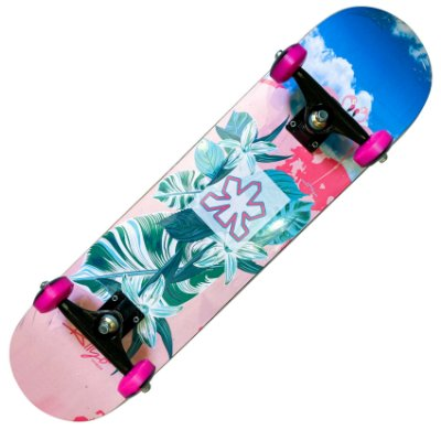 Skate Montado Allyb Sky