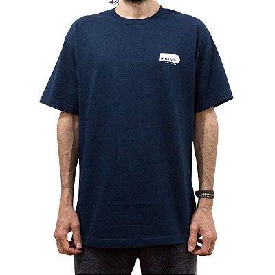 Camiseta Boulevard Bridges Azul Marinho