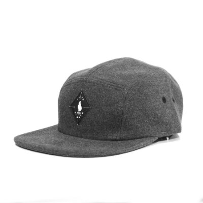 Boné Simple Fivepanel Life Feltro
