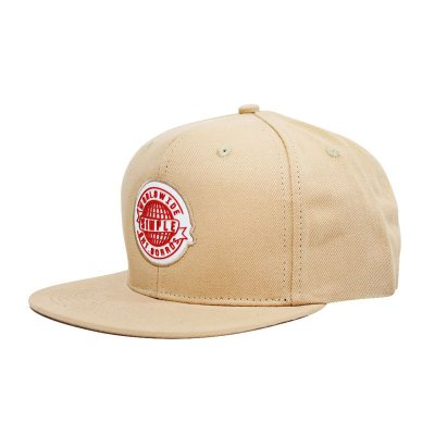 Boné Simple Strapback Worldwide