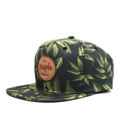 Boné Simple Snapback Nature