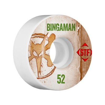 Roda Bones STF Bingaman Vintage V1 - 52mm
