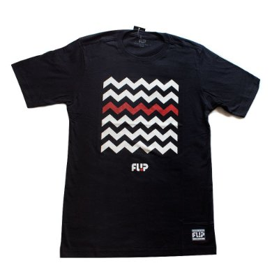 Camiseta Flip Skateboards Geometric