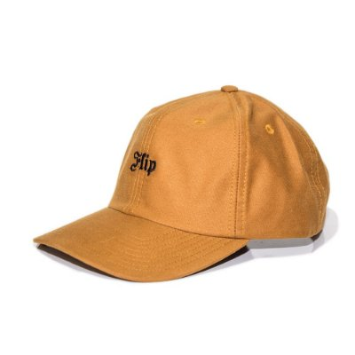 Boné Dad Hat Flip Skateboards Gotic