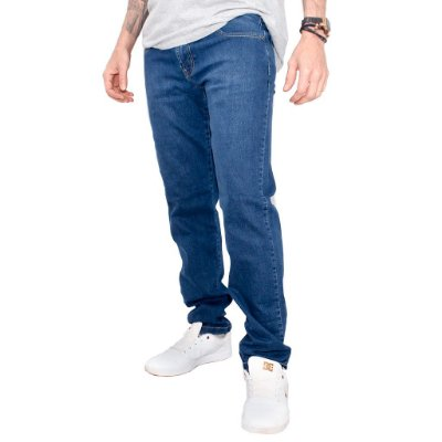 Calça Simple Skate Elastano Root Jeans