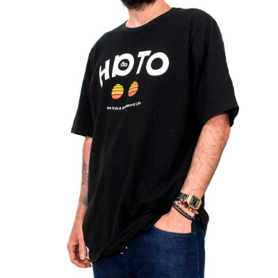 Camiseta Hábito Skateboard Solar
