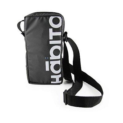 Bolsa Hábito Skateboard Shoulder Bag Preta