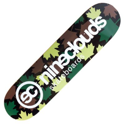 Shape Nineclouds Maple Camo 8.0