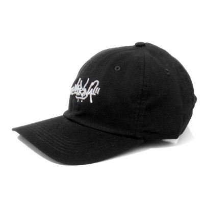 Boné Dad Hat Narina Skateboards Tag Preto