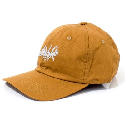 Boné Dad Hat Narina Skateboards Tag Bege