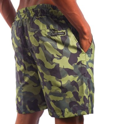 Boardshort Narina Skateboards Camu