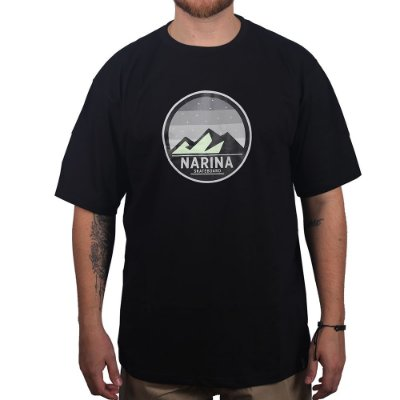 Camiseta Narina Skateboards Mountain
