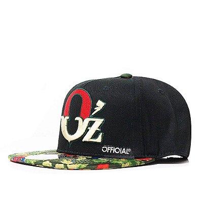 Boné Aba Reta Snapback Official Oz