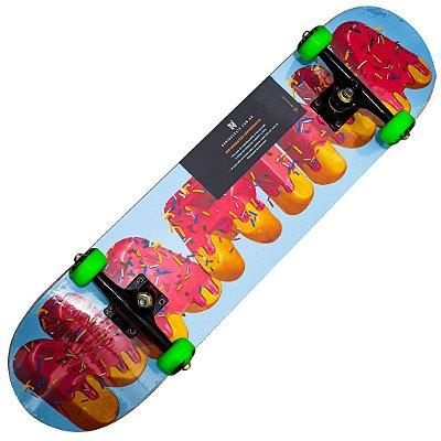 Skate Montado Narina Donuts