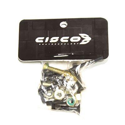 Kit de Parafusos de Base Cisco Porca 10