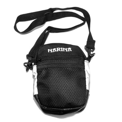 Shoulder Bag Narina Skateboards Orient Refletivo